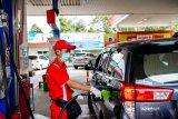 Konsumsi BBM di Jalan Tol Trans Sumatera meningkat selama cuti bersama