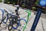 Payakumbuh mulai rancang tempat parkir sepeda di fasilitas umum