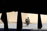 Pesawat nirawak bermuatan bahan peledak hantam bandara Irak, sasar pangkalan AS