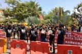 Putra Risma dan GAS aksi dukung Eri Cahyadi maju Pilkada Kota Surabaya