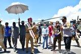 Gubernur Sulsel tinjau kesiapan Bandara Buntu Kunik Toraja