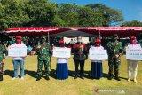 Pangdam Hasanuddin beri modal usaha 1.000 pelaku UMKM di Sultra