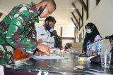 BNNK Solok lakukan tes urine terhadap anggota Kodim 0309