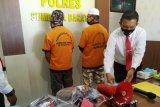 Halangi aksi unjuk rasa di Sumbawa Barat, polisi tetapkan dua tersangka