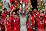 Muenchen juara Liga Champions 2019/2020