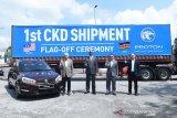 Proton ekspor mobil pertama ke Kenya