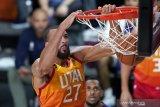 Utah Jazz perpanjang kontrak Rudy Gobert untuk lima tahun