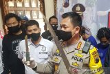 Empat pelaku pembunuhan  pemuda di Semarang ditangkap