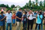 Berbagai perlombaan meriahkan hari kemerdekaan di Lansano Taratak ditutup
