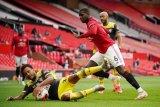 Raiola: Paul Pogba tak akan tinggalkan Manchester United
