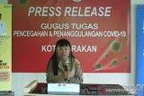 Tujuh kasus positif COVID-19 lagi di Tarakan, 101 dinyatakan sembuh