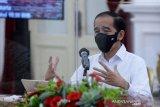 Presiden Jokowi: Subsidi gaji penghargaan bagi yang taat bayar iuran BPJS