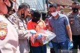 Mahasiswi tewas tergantung di ventilasi dibunuh pacarnya: polisi ungkap rekaman CCTV