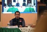 Gubernur Ridwan Kamil siapkan fisik dan mental menjelang uji klinis vaksin COVID-19
