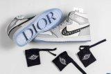 Sepatu ratusan juta kolaborasi Nike Air Jordan & Christian Dior