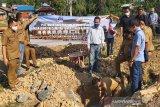 Desa Lemo I  segera  miliki balai desa yang representatif