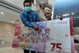 Bocah laki-laki Papua di pecahan uang Rp75 ribu