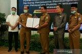 Palembang-Banyuasin perkuat kerja sama pembangunan wilayah perbatasan