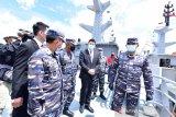 TNI AL luncurkan Kapal PC 40 M produksi  dalam negeri