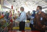 Sleman luncurkan digitalisasi pasar di shelter PKL Denggung