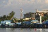 Kampung Biru dan Kampung Hijau  percontohan penataan bantaran sungai
