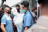 Polresta Mataram menggelar rekonstruksi pembunuhan LNS