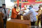 Pemprov Sulteng  luncurkan gerai dan aplikasi digital perkuat UMKM