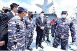 TNI AL luncurkan dua Kapal perang PC 40 M produksi dalam negeri