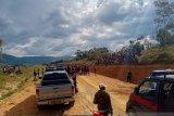 Dua kampung yang berperang di Jayawijaya sepakat bayar denda 65 ekor babi