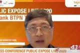 Kredit Bank BTPN tumbuh 6 persen meski terdampak pandemi COVID-19