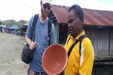 Festival makan papeda dalam gerabah di Kampung Ebungfauw Jayapura  ditiadakan