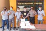 Polisi amankan enam ribu butir obat THD di Palu
