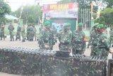 Personel Kodim Muara Teweh siap amankan Pilkada 2020