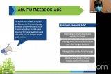 IIB Darmajaya seminar daring promosi efektif gunakan Facebook dan Instagram