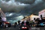 BMKG: Sebagian wilayah Indonesia hadapi potensi hujan sedang-lebat tiga hari ke depan