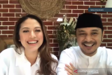 Cynthia Riza ungkap perasaan saat suaminya Giring Ganesha ingin jadi calon presiden