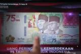 BI Sulawesi Tenggara sebut penukaran UPK Rp75.000 sebanyak 650 lembar