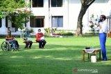 Presiden Joko Widodo tegaskan tata niaga yang tidak sehat harus dirombak