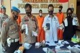 12 pelaku narkoba ditangkap