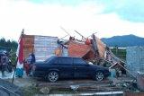Angin puting beliung sebabkan 34 bangunan rusak di empat desa di Aceh Tengah