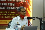 Kadis Kominfo Sijunjung jadi saksi pencanangan pembangunan zona integritas BPS
