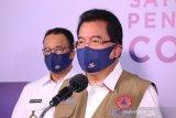 Jubir Satgas: Tegakan hukum untuk disiplinkan masyarakat pakai masker