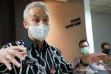 Ganjar minta simulasi penanganan pengungsi erupsi Gunung Merapi saat pandemi