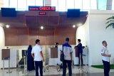 Timbangan 'Check In' Bandara  Haji Muhammad Sidik ditera ulang