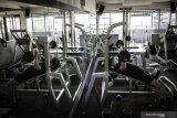 Tempat Gym kembali beroperasi dengan protokol kesehatan