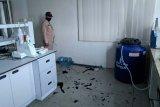 Salah satu laboratorium Undip Semarang kebakaran