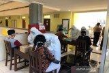 Ratusan anggota Bawaslu Boyolali jalani tes usap