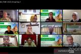 104 penelitian soal tuberkolosis  dipresentasikan pada Ina Time 2020 secara virtual di Universitas Andalas Padang