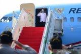 Presiden terbang ke Yogyakarta, resmikan YIA dan serahkan banpres