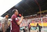 Gubernur Sulsel tegaskan pembangunan Stadion Mattoanging masuk prioritas 2021